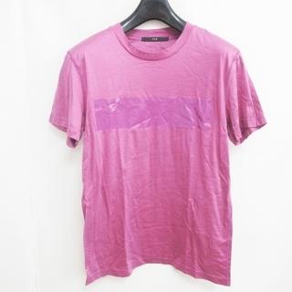 エイケイエム(AKM)のエーケーエム AKM 19SS Tシャツ カットソー 半袖 ロゴ プリント T1(Tシャツ/カットソー(半袖/袖なし))