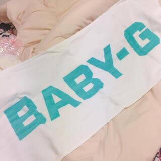 BABY-G タオル