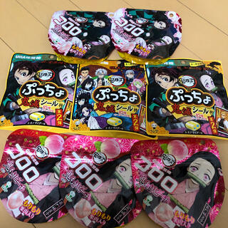 ユーハミカクトウ(UHA味覚糖)のUHA味覚糖 ぷっちょ&コロロ 鬼滅の刃コラボ(菓子/デザート)