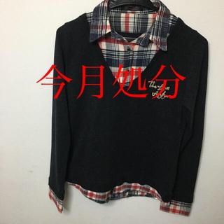アルブム(ALBUM)のALBUM アルブム シャツ(Tシャツ(長袖/七分))