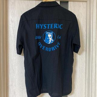 ヒステリックグラマー(HYSTERIC GLAMOUR)のヒステリックグラマー ボーリングシャツ アロハシャツ 刺繍(シャツ)