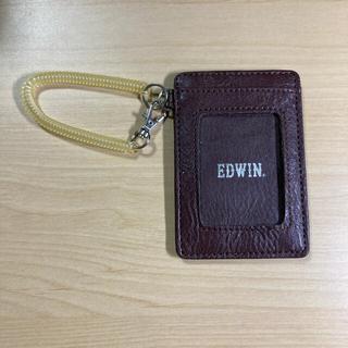 エドウィン(EDWIN)のEDWIN パスケース(名刺入れ/定期入れ)