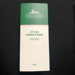 VT CICA カプセルマスク 10個セット(パック/フェイスマスク)