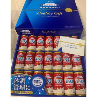 アサヒ - アサヒ カルピス 健康乳酸菌ギフト KNG3 190g 21缶セット