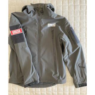 DRESS タクティカルジャケット FGフォリッジ グリーン Sサイズ(ウエア)