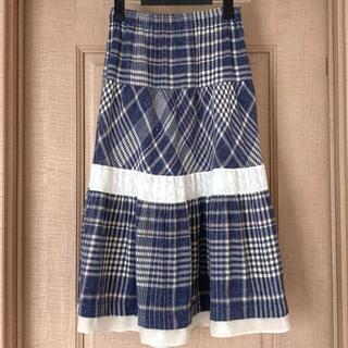 ハッカキッズ(hakka kids)のhakka kids ティヤードスカートサイズ1(スカート)