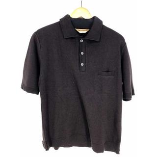 テンダーロイン(TENDERLOIN)のTENDERLOIN(テンダーロイン) T-KNIT POLO メンズ トップス(ポロシャツ)