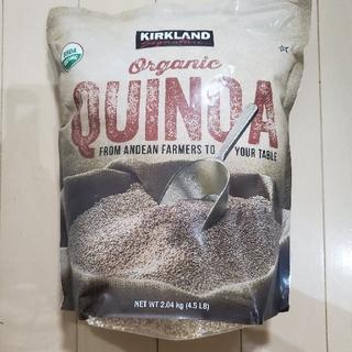 コストコ(コストコ)の期間限定値下げ 有機キヌア2kg カークランド (米/穀物)