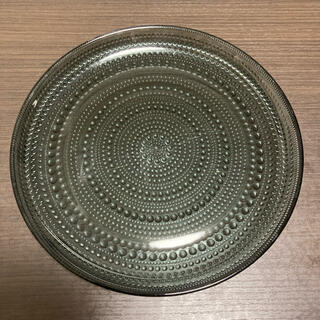 イッタラ(iittala)のイッタラ カステヘルミ グレー 24.8cm(食器)