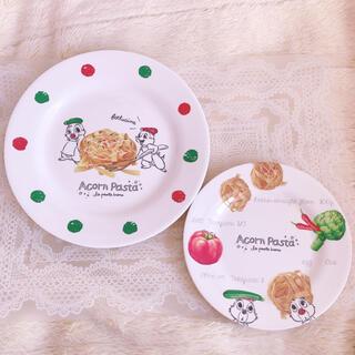 チップアンドデール(チップ&デール)の【新品】チップとデール ⭐️ プレートセット(食器)