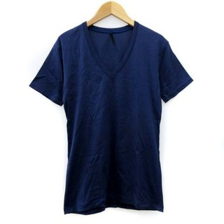 ガラアーベント(GalaabenD)のガラアーベント GalaabenD Tシャツ カットソー 半袖 Vネック 無地(Tシャツ/カットソー(半袖/袖なし))