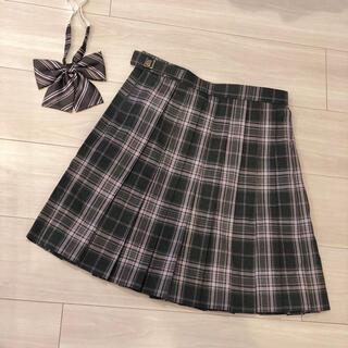 ar  CONOMI スカート リボン セット(ミニスカート)
