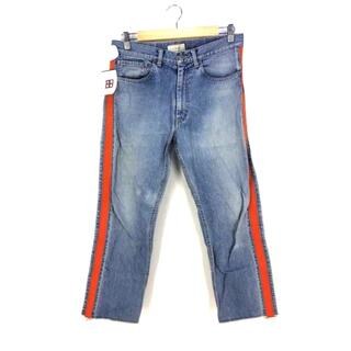 ジエダ(Jieda)のJieda(ジエダ) SIDE LINE DENIM PANTS メンズ パンツ(デニム/ジーンズ)