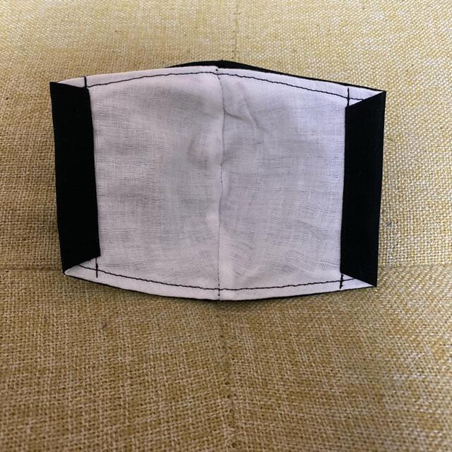 サメ インナーマスク ハンドメイドのキッズ/ベビー(外出用品)の商品写真