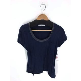 サカイラック(sacai luck)のsacai luck(サカイラック) 変形カットソー レディース トップス(Tシャツ(半袖/袖なし))