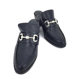 ムルーア(MURUA)のMURUA(ムルーア) ビット ローファー レディース シューズ ローファー(ローファー/革靴)