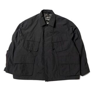 1LDK SELECT - DAIWA PIER 39 x WEEKEND 黒 M ファティーグジャケット