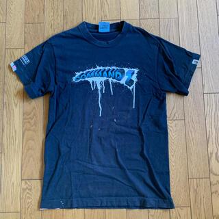 アベイシングエイプ(A BATHING APE)のCOMMAND Z Tシャツ FUTURA STASH APE supreme(Tシャツ/カットソー(半袖/袖なし))
