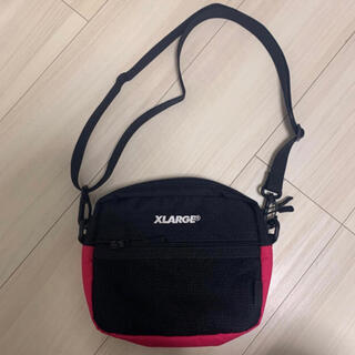 XLARGE - XLARGE SHOULDER BAG ショルダーバッグ