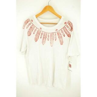 ヴィスヴィム(VISVIM)のVISVIM(ビズビム) JUMBO TEE S/S FETHERS  メンズ(Tシャツ/カットソー(半袖/袖なし))
