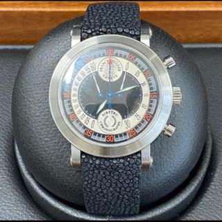 フランクミュラー(FRANCK MULLER)のフランク・ミュラー『7000CCBラウンドクロノピーレトロセコンド』(腕時計(アナログ))