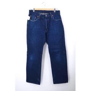 オクラ(OKURA)のOKURA(オクラ) ボタンフライ デニムパンツ メンズ パンツ デニム(デニム/ジーンズ)