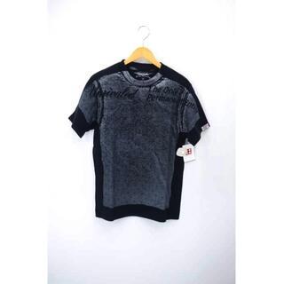 アンライバルド(UNRIVALED)のUNRIVALED(アンライバルド) 総柄プリントTシャツ メンズ トップス(Tシャツ/カットソー(半袖/袖なし))