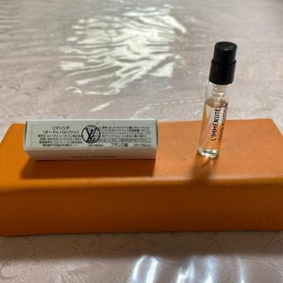 ルイヴィトン(LOUIS VUITTON)のルイヴィトン 香水 サンプル(香水(女性用))
