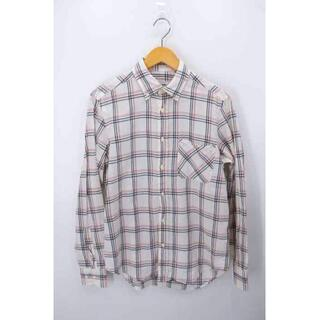 アダムキメル(Adam Kimmel)のADAM KIMMEL(アダムキメル) 長袖チェックシャツ メンズ トップス(その他)