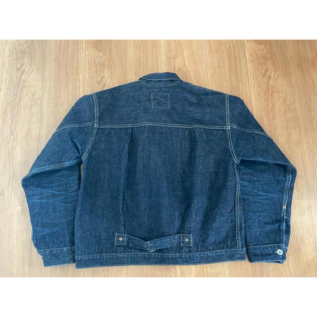 WAREHOUSE(ウエアハウス)のウエアハウス DUCKDIGGER 大戦モデル サイズ40 メンズのジャケット/アウター(Gジャン/デニムジャケット)の商品写真