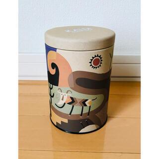 カルディ(KALDI)のカルディ KALDI  伝説柄 ヤギベェ キャニスター キャニスター缶(容器)