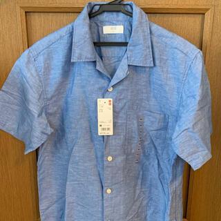 ユニクロ(UNIQLO)のユニクロ  メンズ半袖シャツ  M (シャツ)