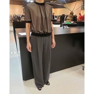 ダブルスタンダードクロージング(DOUBLE STANDARD CLOTHING)のダブスタ ワイドパンツ グレー(その他)