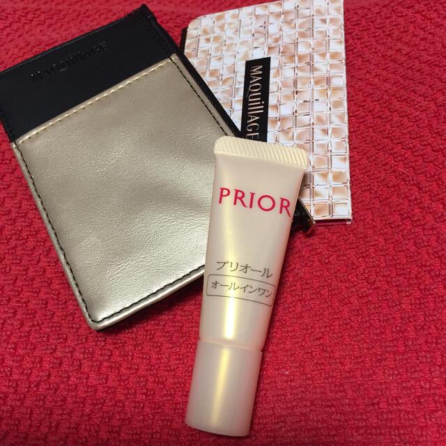 PRIOR(プリオール)の新品プリオールうるおい美リフトゲル特製サイズ コスメ/美容のスキンケア/基礎化粧品(オールインワン化粧品)の商品写真