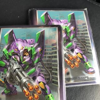 バンダイ(BANDAI)のエヴァンゲリオン カードゲームスリーブ50枚(カードサプライ/アクセサリ)