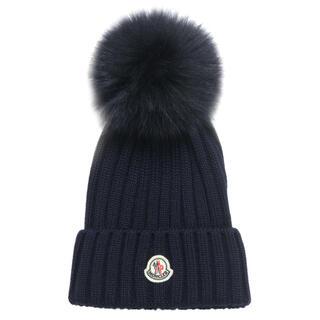 MONCLER - 正規★美品モンクレニット帽