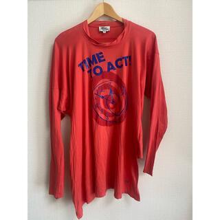 ヴィヴィアンウエストウッド(Vivienne Westwood)のVivienne Westwood Tシャツ 長袖(Tシャツ/カットソー(七分/長袖))