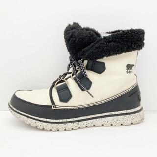 ソレル(SOREL)のソレル ショートブーツ 24cm レディース -(ブーツ)