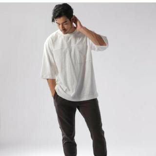 ベイフロー(BAYFLOW)の☆新品☆ BAYFLOW ワンマイルフットボールTシャツ(Tシャツ/カットソー(半袖/袖なし))