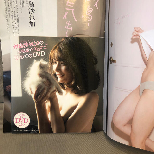 PLAYBOY(プレイボーイ)の週刊 プレイボーイ 2021年 2/22号 未開封DVD付 エンタメ/ホビーの雑誌(その他)の商品写真