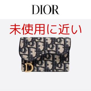 ディオール(Dior)のDiorカードケース(名刺入れ/定期入れ)