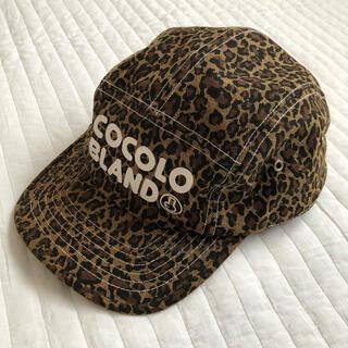 ココロブランド(COCOLOBLAND)のCOCOLO BLAND キャップ(キャップ)