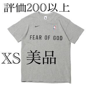 フィアオブゴッド(FEAR OF GOD)のNike Fear of God サイズXS(Tシャツ/カットソー(半袖/袖なし))