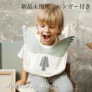 ボンポワン(Bonpoint)の専用⭐︎エロディディティールズ スタイ 新品未使用 ハンガー付き(お食事エプロン)