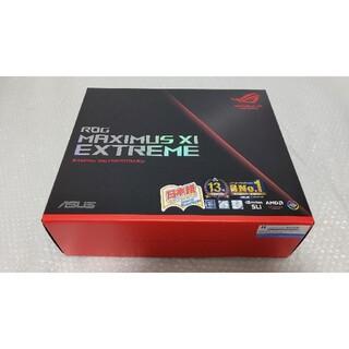 エイスース(ASUS)の美品 ASUS MAXIMUS Ⅺ EXTREME Z390 BIOS更新済み(PCパーツ)