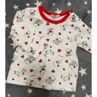 スヌーピー(SNOOPY)のスヌーピー♡ロンT♡Tシャツ♡SNOOPY(Tシャツ)