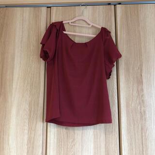ウィルセレクション(WILLSELECTION)のカットソー(Tシャツ/カットソー(半袖/袖なし))
