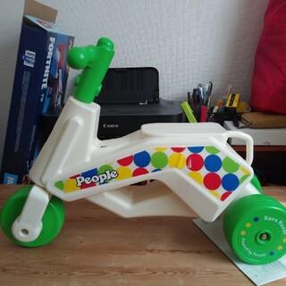 トイザラス(トイザらス)のPeople 室内用三輪車(三輪車)