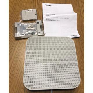 ムジルシリョウヒン(MUJI (無印良品))の無印良品 壁掛式Bluetoothスピーカー(リモコン無)(スピーカー)