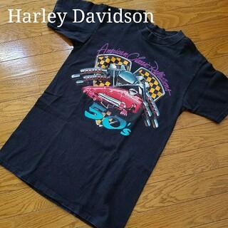 ハーレーダビッドソン(Harley Davidson)のHARLEY DAVIDSON☆Tシャツ(Tシャツ(半袖/袖なし))